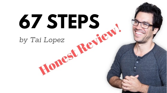Tai Lopez and 67 steps review