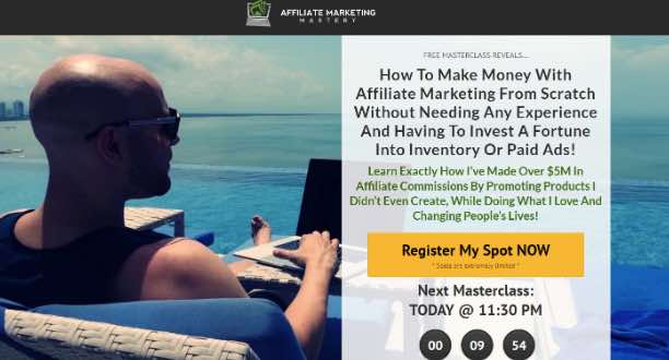 what is affiliate marketing mastery about