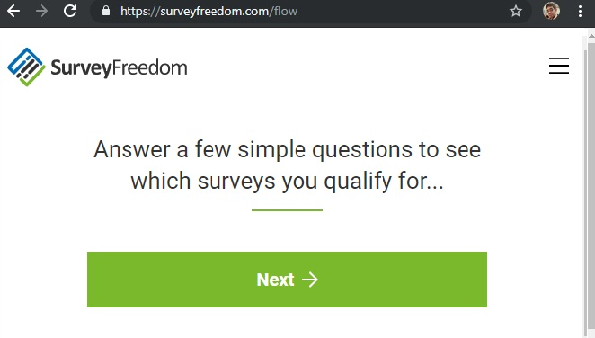 Survey Freedom questions