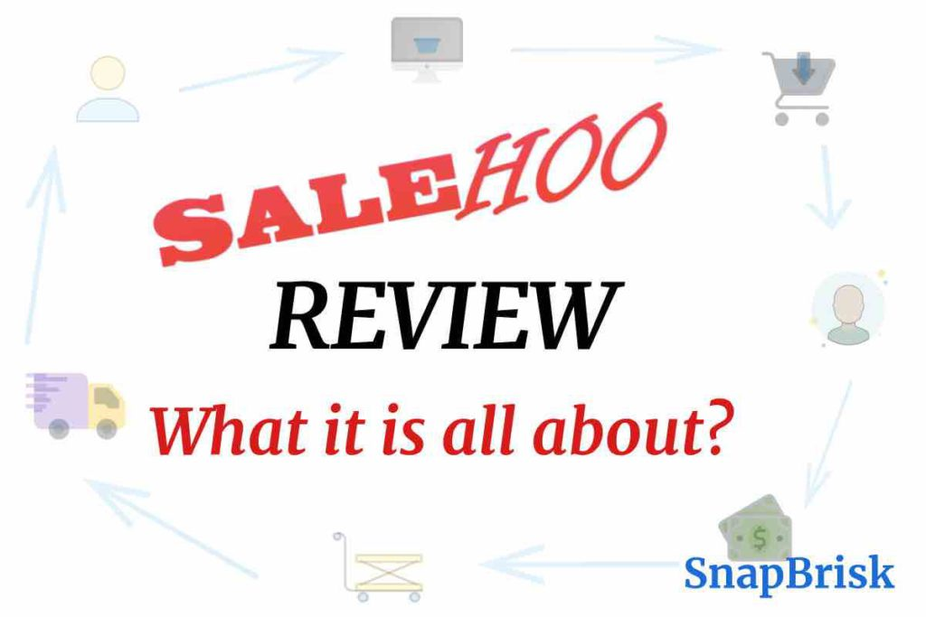 What is SaleHoo about