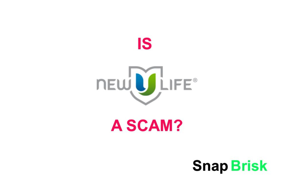 is new u life a scam