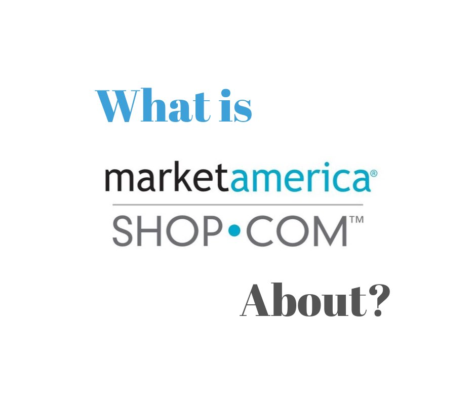 What is Market America about?