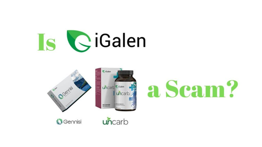 Is iGalen a scam