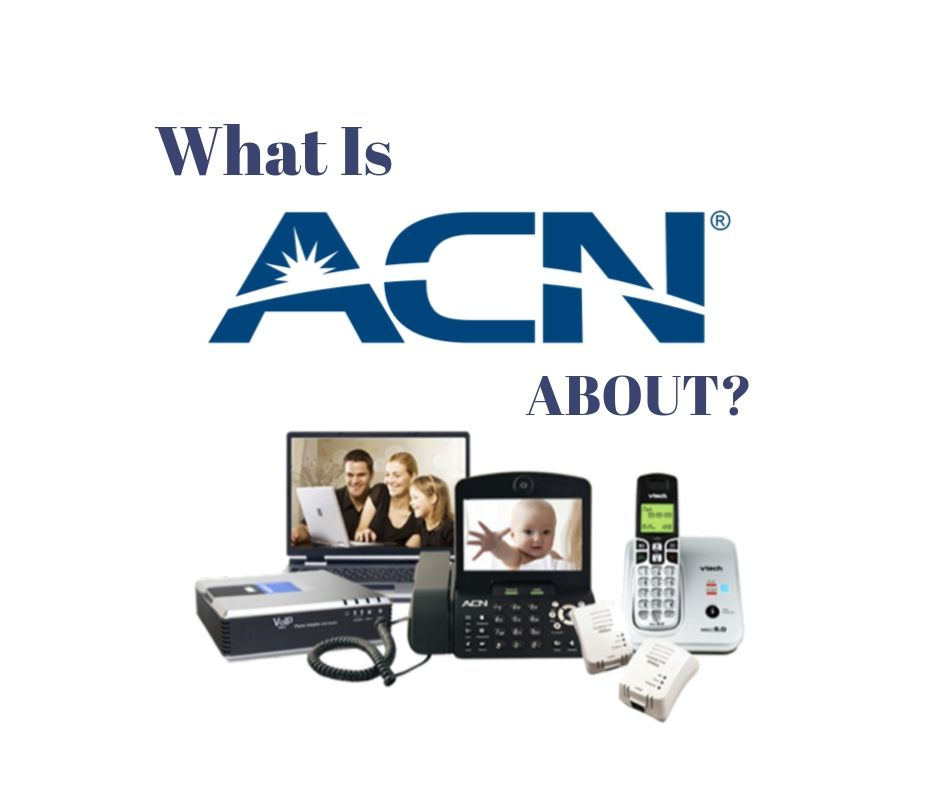what is acn about