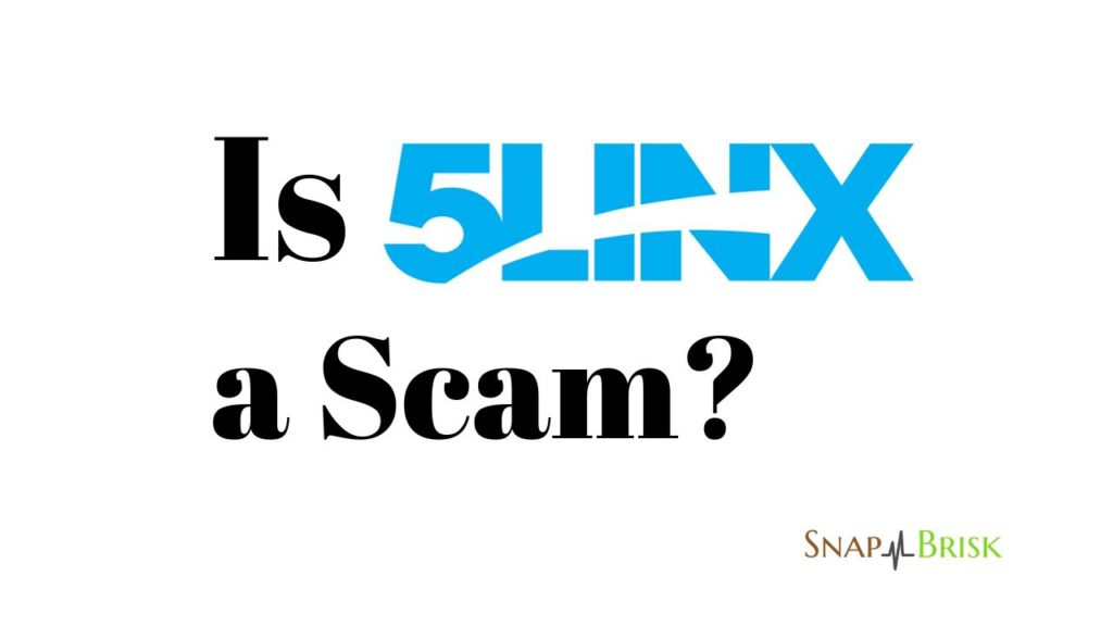 is 5linx a scam