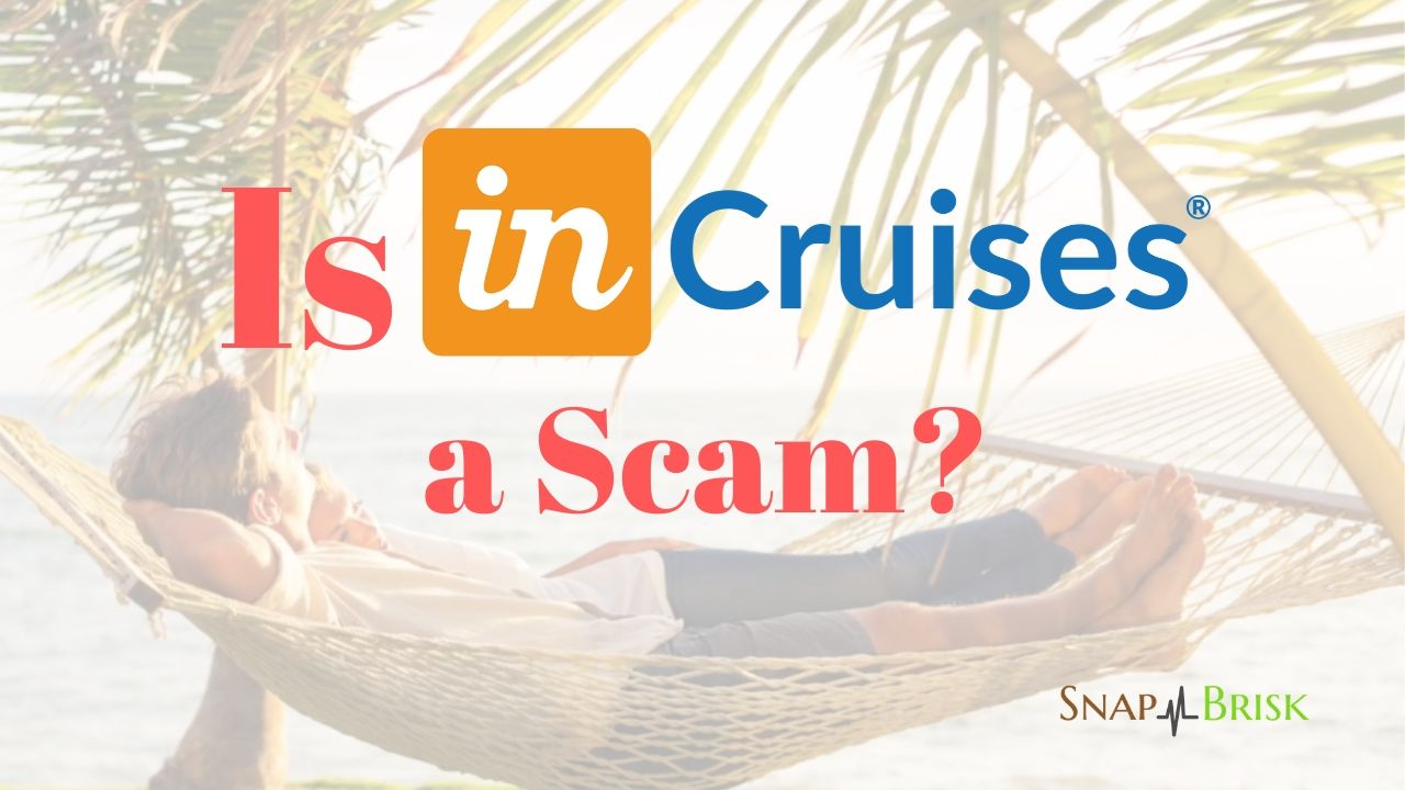 is incruises a scam
