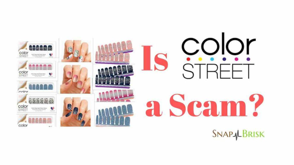 is color street a scam