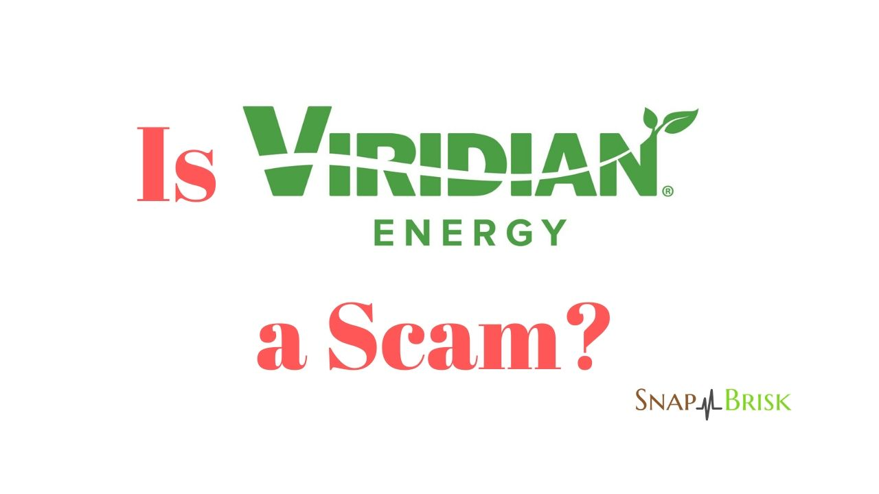 is viridian energy a scam