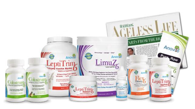 Anovite weight loss products