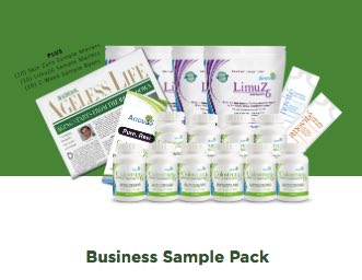 Business sample pack