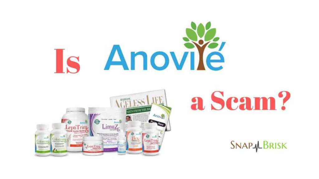 is anovite a scam