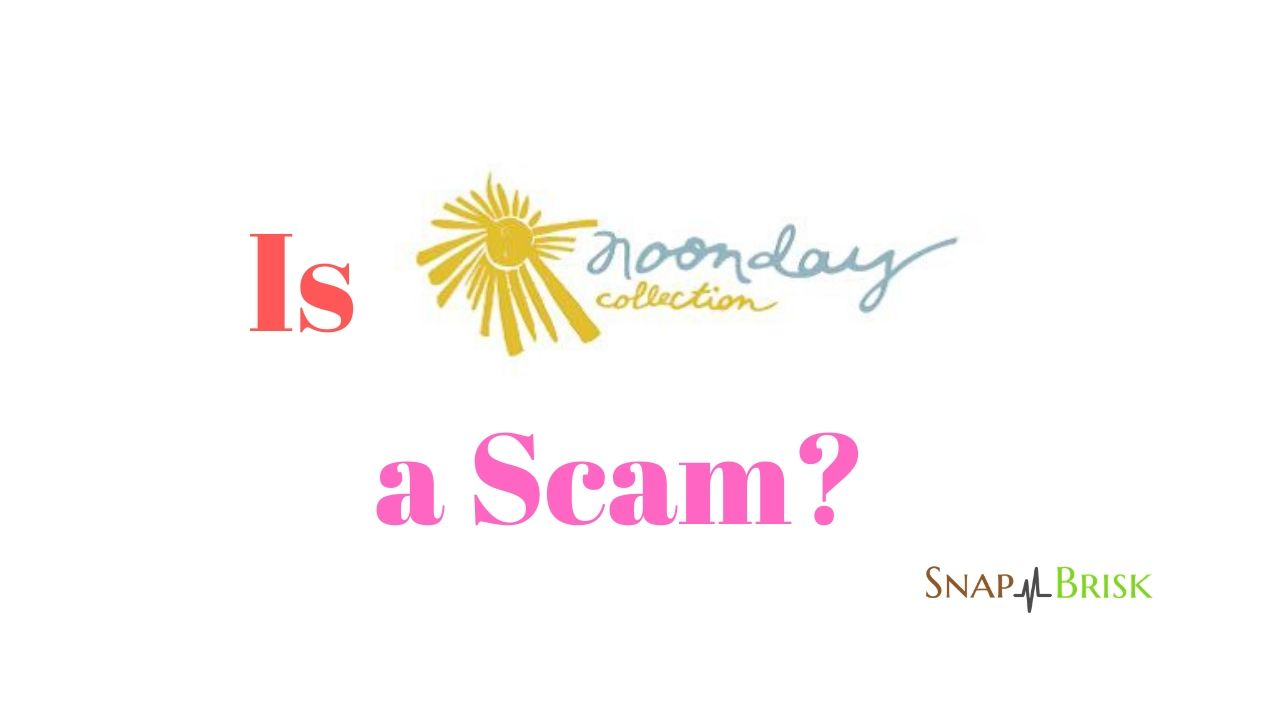 is noonday collection a scam