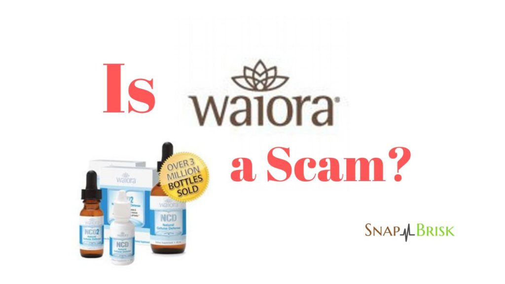 is waiora a scam