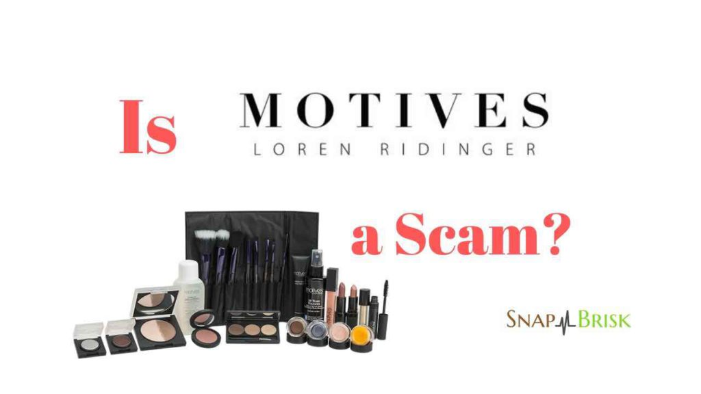 is motives cosmetics a scam