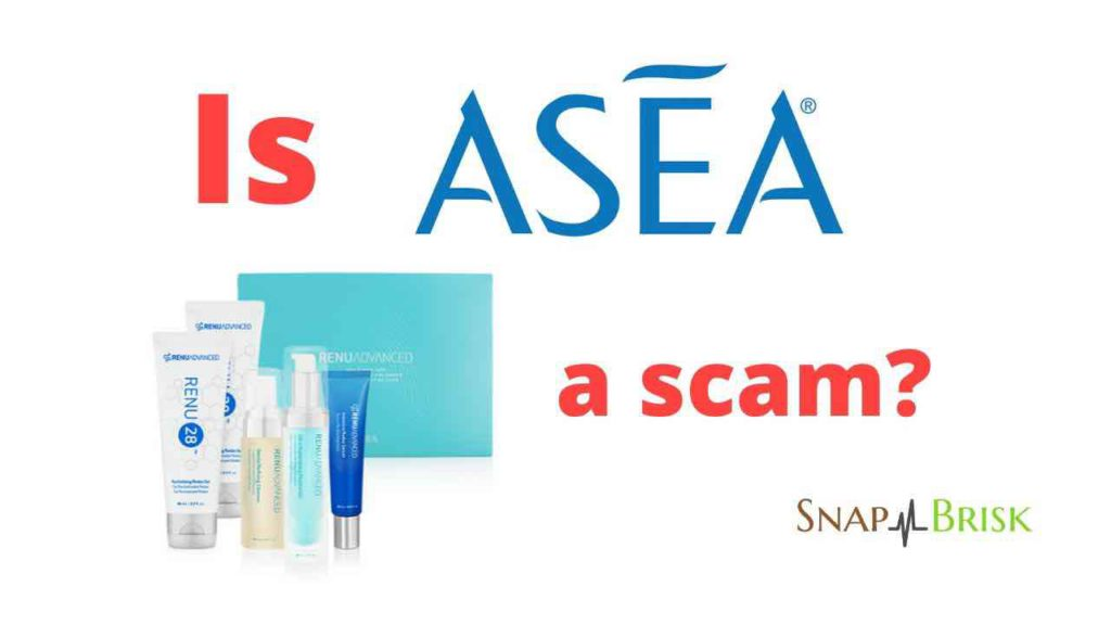 is asea global a scam