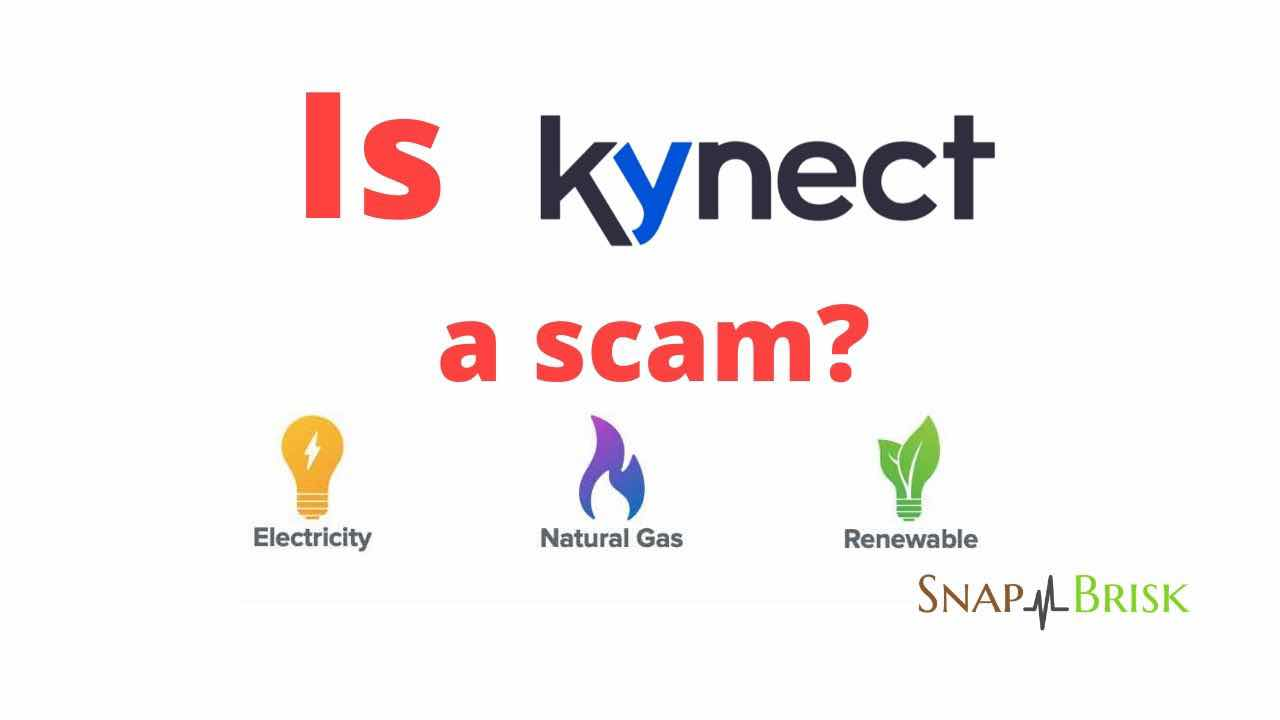 is kynect a scam