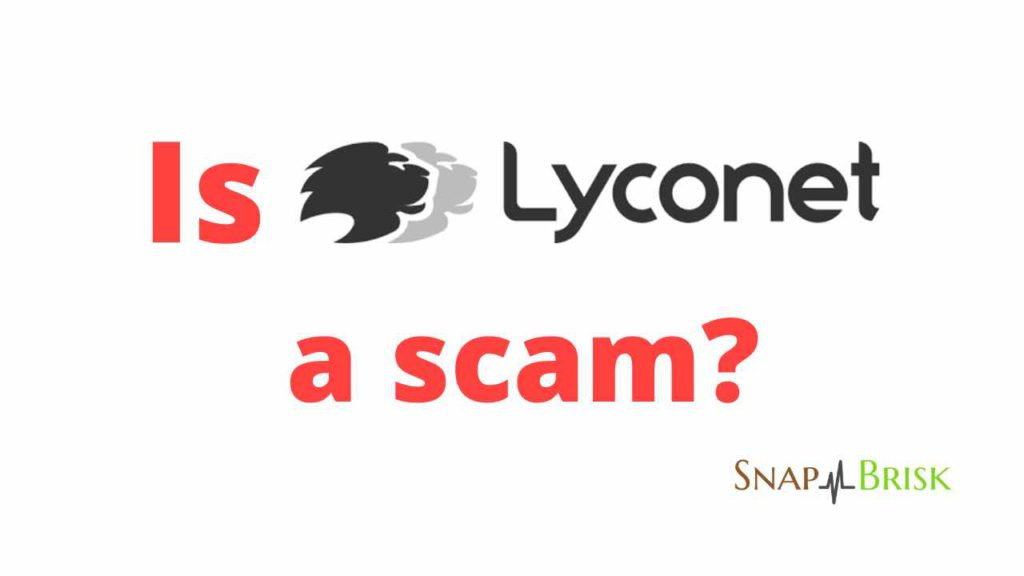 is lyconet a scam
