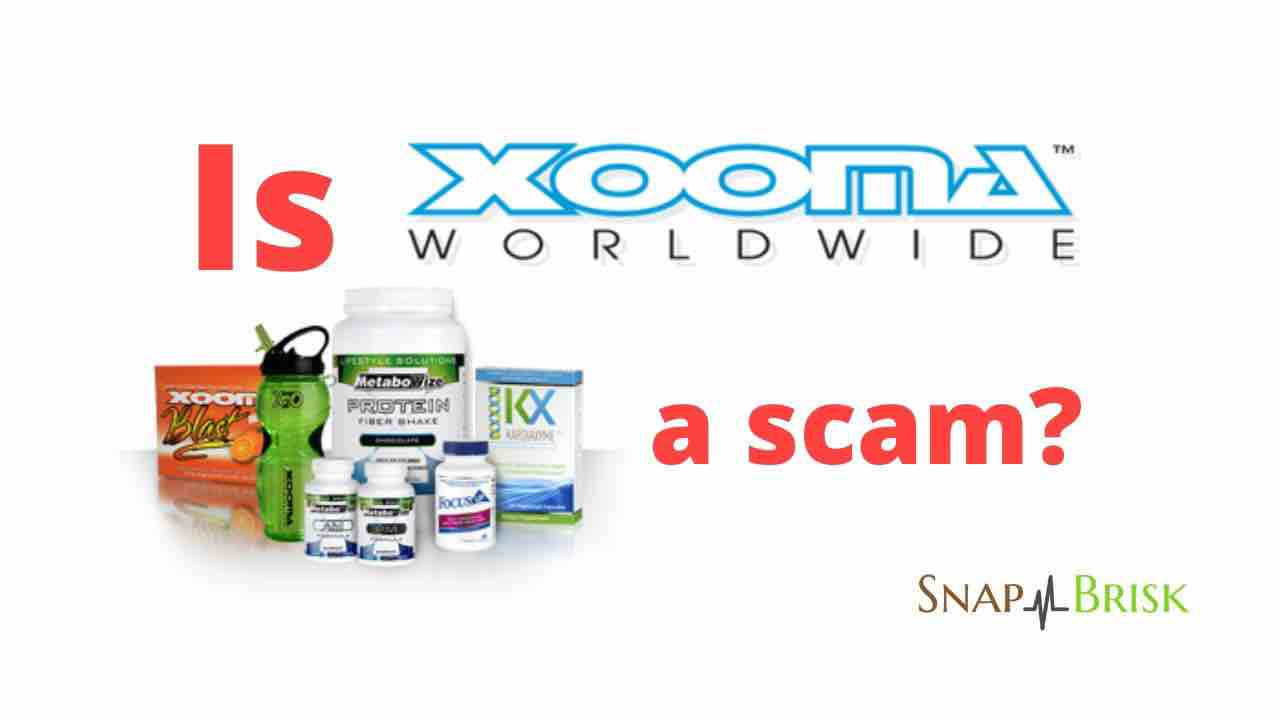 is xooma a scam